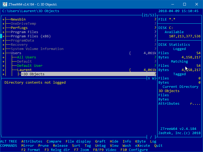 Improved - F9 to switch back and forth between Win10 and